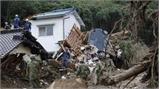 Sạt lở đất ở Nhật Bản, ít nhất 32 người chết