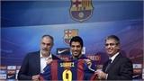 Barca bị cấm chuyển nhượng vì tội 'buôn bán trẻ em'