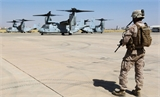 Chiến đấu cơ Mỹ vẫn không kích Iraq bất chấp IS dọa giết con tin thứ 2