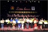 Bắc Giang đoạt giải Nhì Liên hoan tuyên truyền măng non