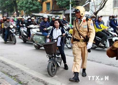 Lúng túng trong đăng ký, quản lý xe máy và xe đạp điện