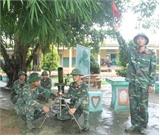 Quân dự bị huyện Lạng Giang: Huấn luyện tốt, sẵn sàng chiến đấu