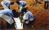 Số người chết vì dịch Ebola đã vượt quá 1.500 người