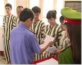 Bắc Giang: Xét giảm án cho 35 phạm nhân