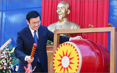 Thư của Chủ tịch nước nhân dịp khai giảng Năm học mới