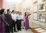 Triển lãm 45 năm thực hiện Di chúc của Chủ tịch Hồ Chí Minh