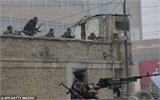 Đánh bom đẫm máu tại Cơ quan tình báo Afghanistan