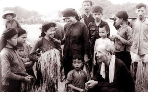 Sức mạnh đoàn kết dân tộc trong Di chúc của Bác Hồ