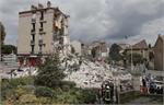 Nổ khí gas tại Pháp, 6 người chết