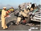 Tai nạn giao thông tăng cao trên toàn quốc trong ngày 1-9