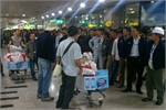 Thêm 38 lao động Việt Nam rời Libya an toàn về nước