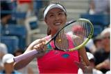 Peng Shuai thẳng tiến vào bán kết Giải Mỹ mở rộng