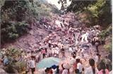 Hơn 8 nghìn lượt khách tham quan Khu du lịch sinh thái Suối Mỡ