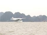 Khai trương dịch vụ thủy phi cơ du lịch đầu tiên tại Việt Nam