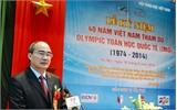 Thành tích Toán học của Việt Nam khẳng định vị trí đối với thế giới