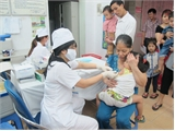 Triển khai chiến dịch tiêm vắc xin sởi - rubella: Bảo đảm an toàn là mục tiêu hàng đầu