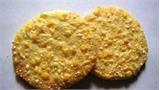 Bánh nẳng, bánh gạo rang - Đặc sản Vĩnh Phúc