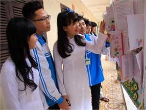 Giải pháp về giáo dục đạo đức cho học sinh THPT