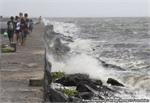 Trung Quốc ban bố cảnh báo vàng trước bão nhiệt đới Kalmaegi