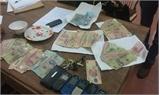 Bắc Giang: Bắt vụ đánh bạc lớn với 27 đối tượng tham gia