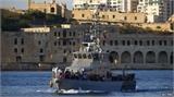 Đắm tàu nhập cư trái phép ở Malta, 500 người thiệt mạng
