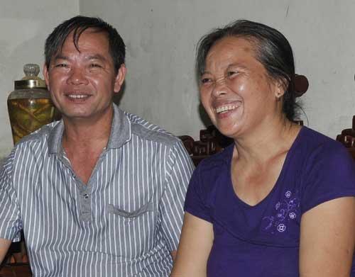 Gia đình nông dân có ba con tiến sĩ