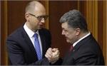 Tổng thống Ukraine hoan nghênh trao quy chế tự quản cho miền Đông