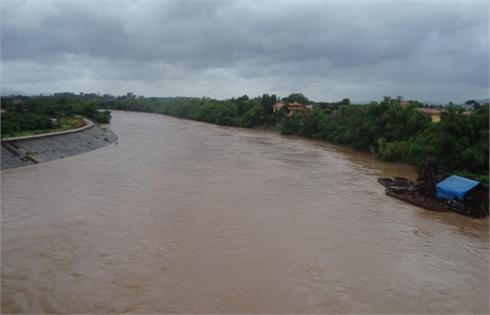 Bắc Giang: Bão số 3 gây mưa to nhiều nơi