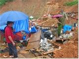 Hoàn lưu bão số 3 làm 8 người chết, hàng nghìn hecta lúa bị ngập úng