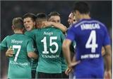 Chelsea bị chia điểm ở Stamford Bridge