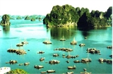 Vịnh Hạ Long vào nhóm 6 điểm đáng khám phá trên thế giới