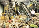 Tập trung xử lý rác thải