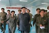 Chuyến công du nước ngoài đầu tiên của ông Kim Jong Un
