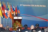 Thủ tướng dự Hội nghị Bộ trưởng Y tế ASEAN