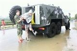 Thái Nguyên: Cháu bé 4 tuổi thiệt mạng do hoàn lưu bão số 3