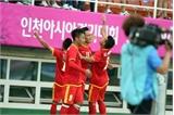 Olympic Việt Nam chính thức vượt qua vòng bảng Asiad 17