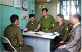 Lực lượng công an xã: Nắm chắc địa bàn, hoàn thành tốt nhiệm vụ