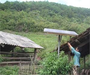 Thạch Sơn mong điện