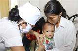 Tổ chức 3 đợt tiêm chủng vắcxin phòng sởi-Rubella miễn phí