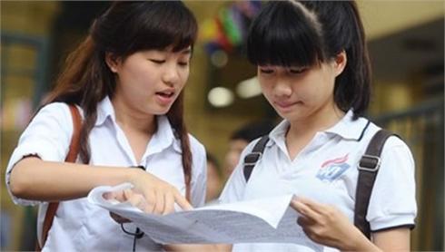 Kì thi THPT quốc gia 2015: Sử dụng tối thiểu 3 môn thi để xét tuyển vào đại học