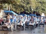 Khách quốc tế đến Hà Nội đạt 1,6 triệu lượt trong 7 tháng