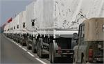 Đoàn xe của Nga hoàn tất hoạt động cứu trợ tại Ukraine