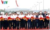 Thủ tướng phát lệnh thông xe tuyến đường cao tốc dài nhất Việt Nam