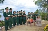 Quảng Bình: Vũng Chùa trang nghiêm trong ngày giỗ đầu Đại tướng Võ Nguyên Giáp