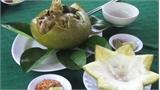 Gà hấp trái bưởi: Đặc sản Tân Triều (Đồng Nai)