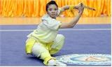 Dương Thúy Vi - Cô gái Vàng của wushu Việt Nam