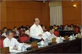 Uỷ ban Thường vụ Quốc hội thảo luận dự thảo Bộ luật Dân sự sửa đổi