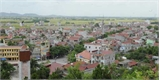 Xây dựng đô thị -  nhìn từ thị trấn