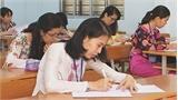 Kiểm tra nghiệp vụ                 giáo viên toàn tỉnh
