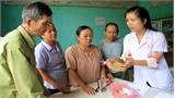 Khám, tư vấn sức khỏe cho người nghèo